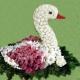 Игрушка лебедь